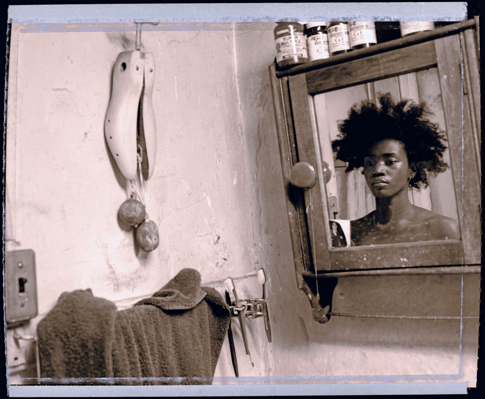 John Pinderhughes Pretty for a Black Girl, 1998 24.85 x 28 inches