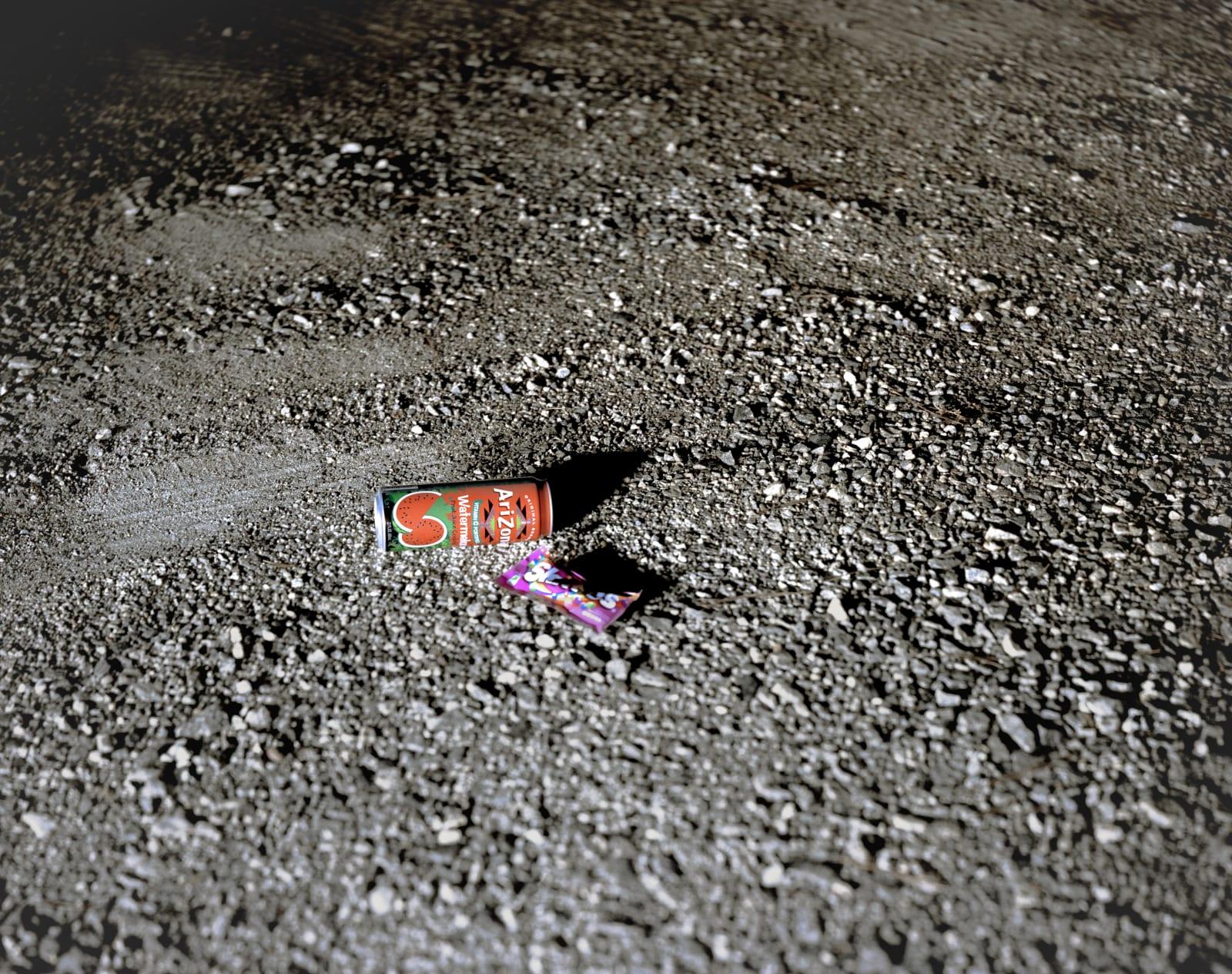 Le' Andra Leseur Trayvon, 2014 24 x 32 inches