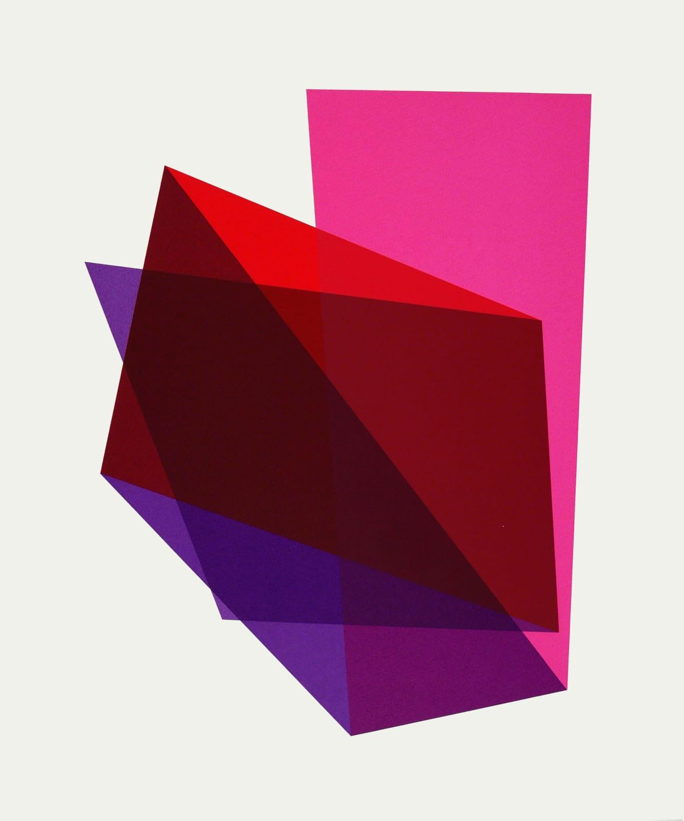 Willard Boepple, 'Quartet' 15.3.19.G, 2019