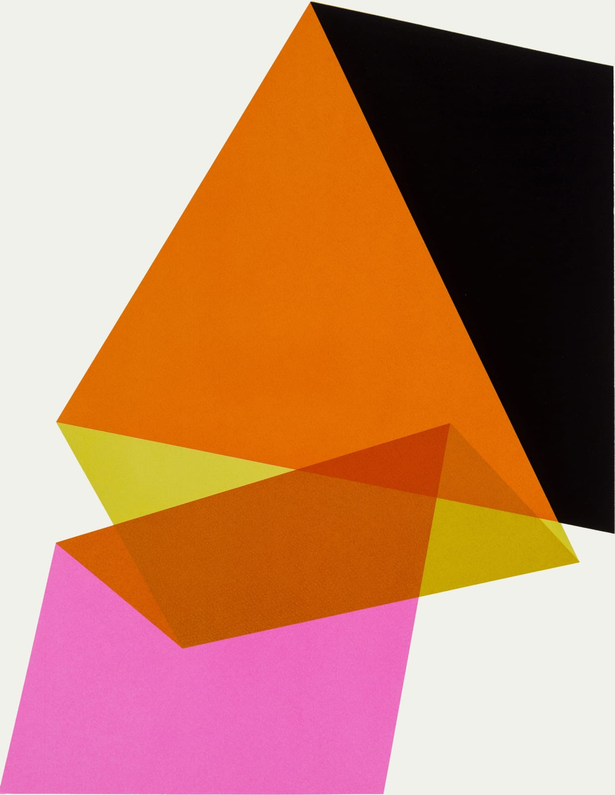 Willard Boepple, 'First Zag' 17.2 15.M, 2015