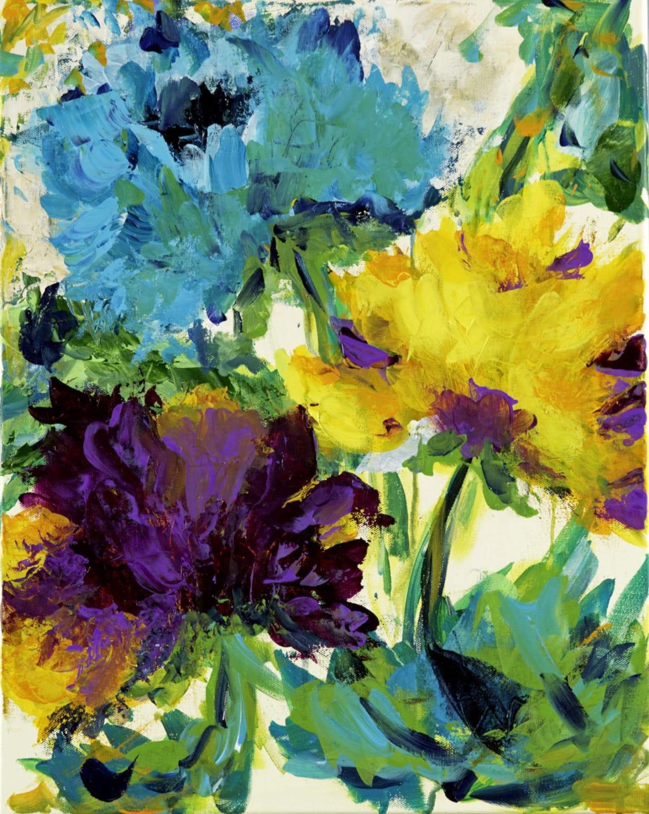 Judy Allen, New Blue Day