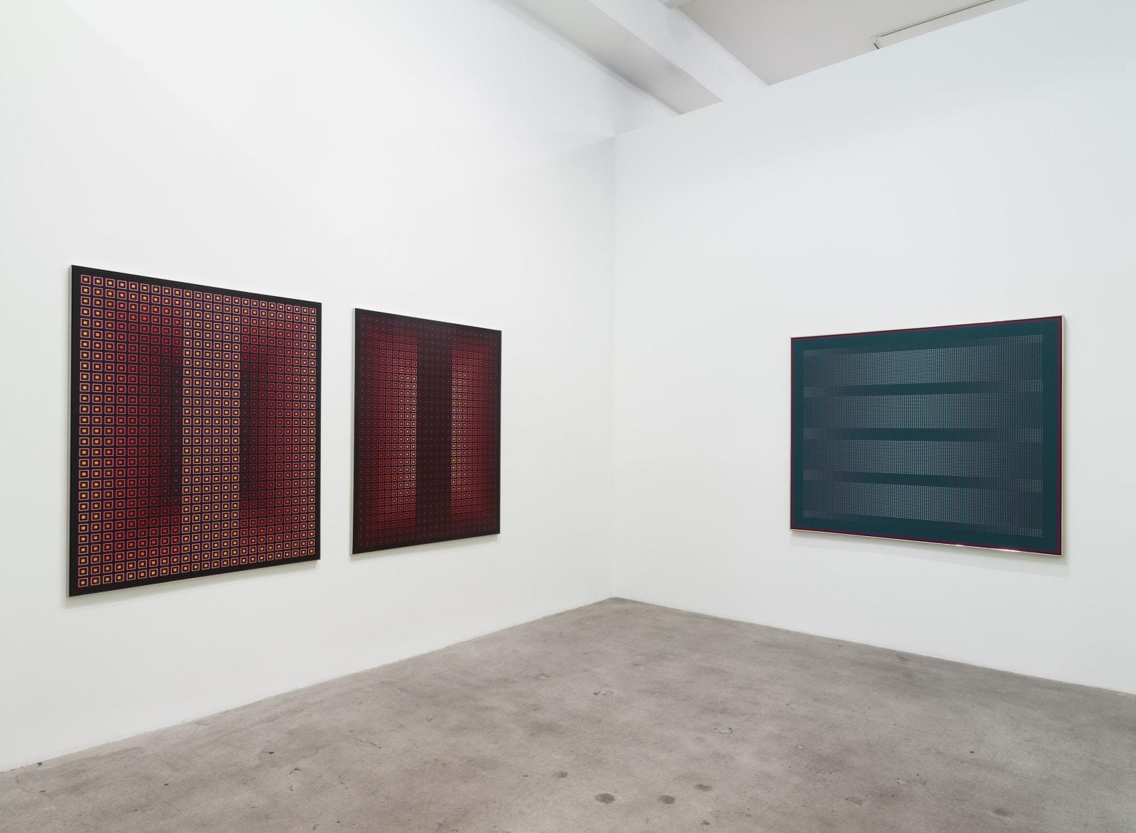 Julian Stanczak: The Eighties