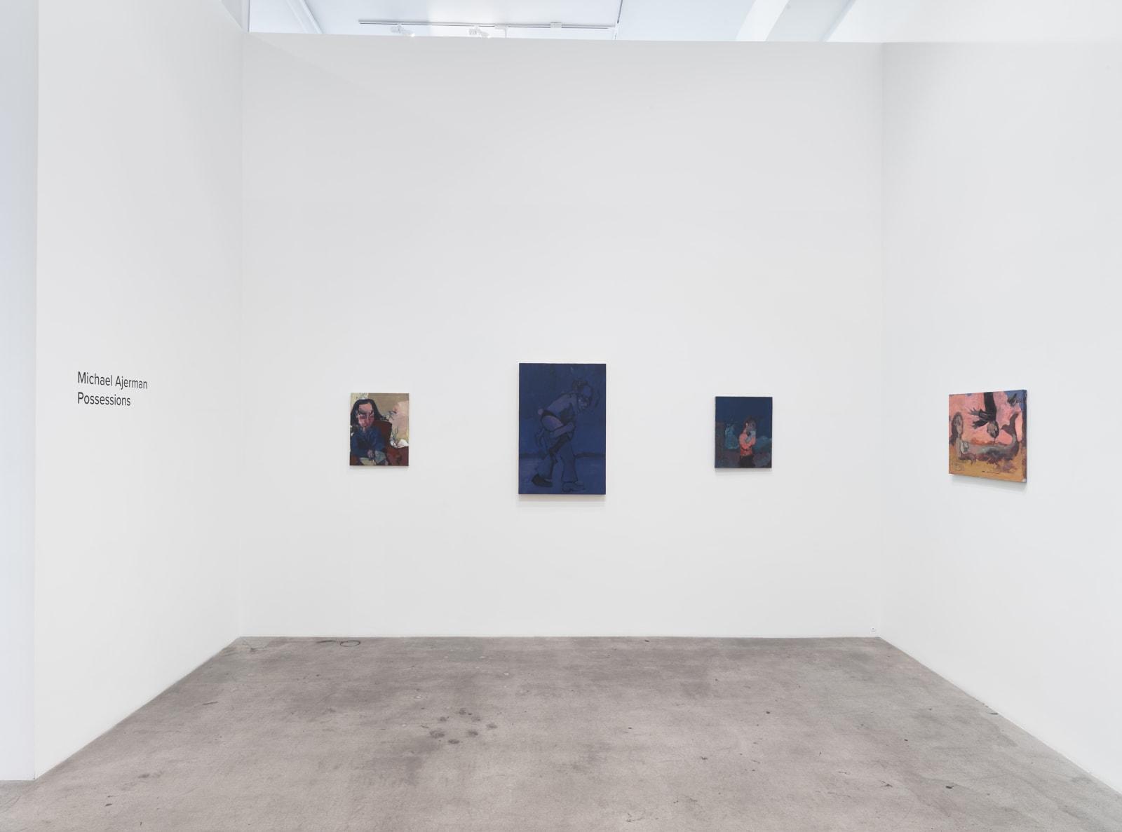 Michael Ajerman: Possessions