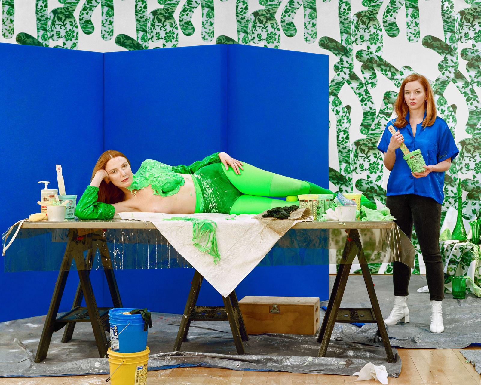 Ilona Szwarc, Hormones are hormones, and art is art, 2020