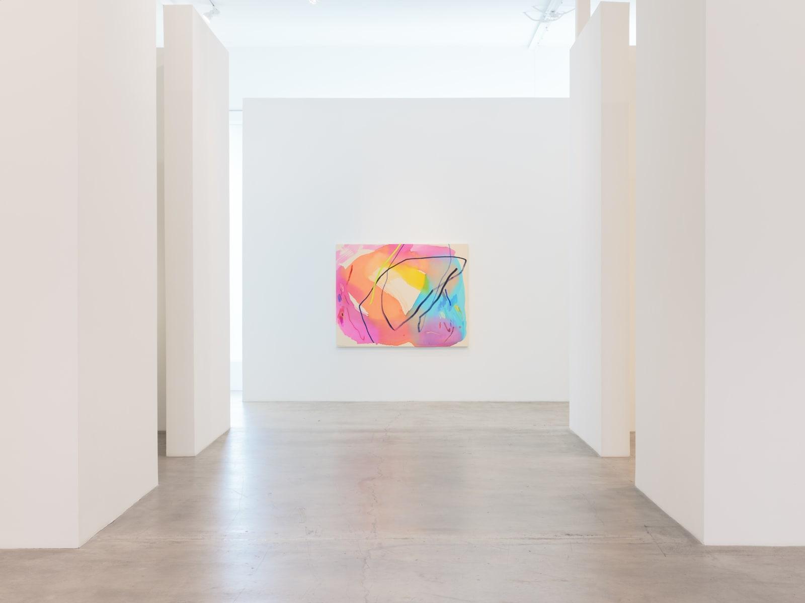 Installation view at Diane Rosenstein Gallery