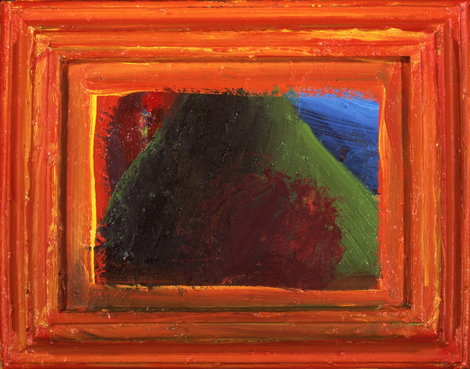 Italian Landscape, 1990-1991