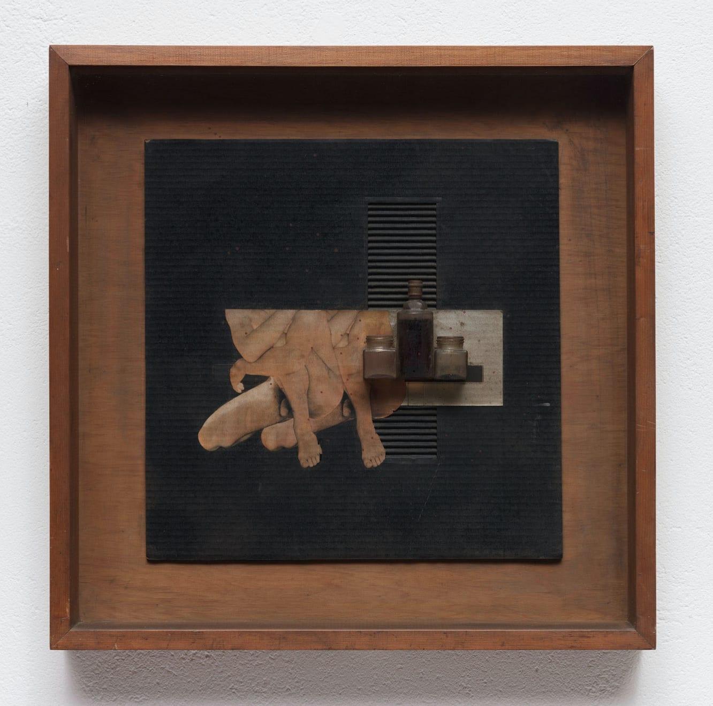 Hudinilson Jr, Untitled, 1980