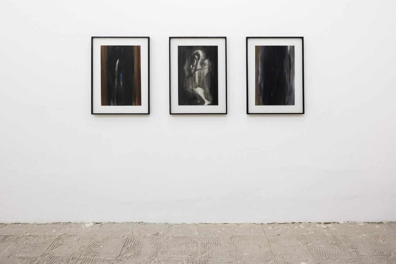 Dudu Santos, Contra o vazio, 2018 Exhibition view at Galeria Jaqueline Martins, 2018