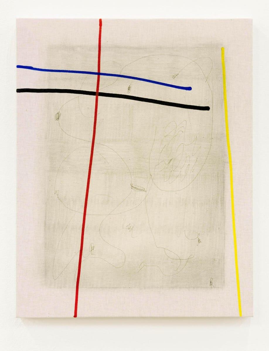 Riccardo Baruzzi, Il porta pittura di Snoopy con Mondrian, 2017 (detail)
