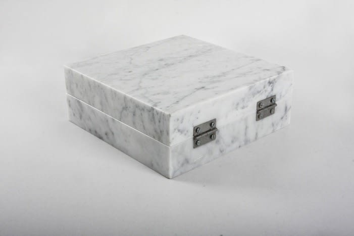 Charbel-joseh H. Boutros, Night Enclosed in Marble, 2012-2014