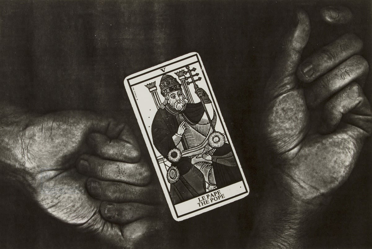 Hudinilson Jr, Le Pape / The Pope, 1983