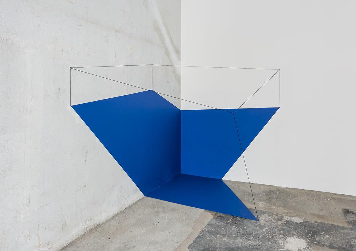 Lydia Okumura, Untitled I, Medellin Biennial, Colombia, 1981