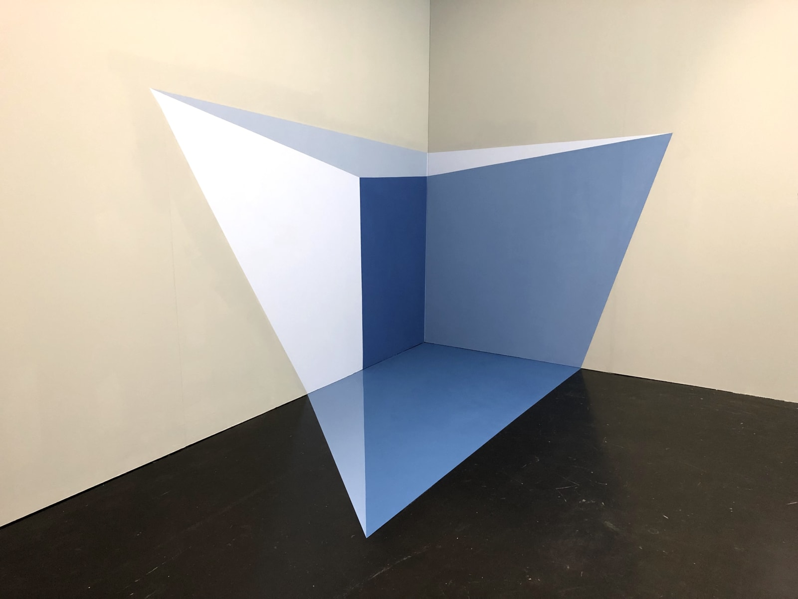Negative Space, installation view at ZKM Center for Art and Media, Germany, 2019