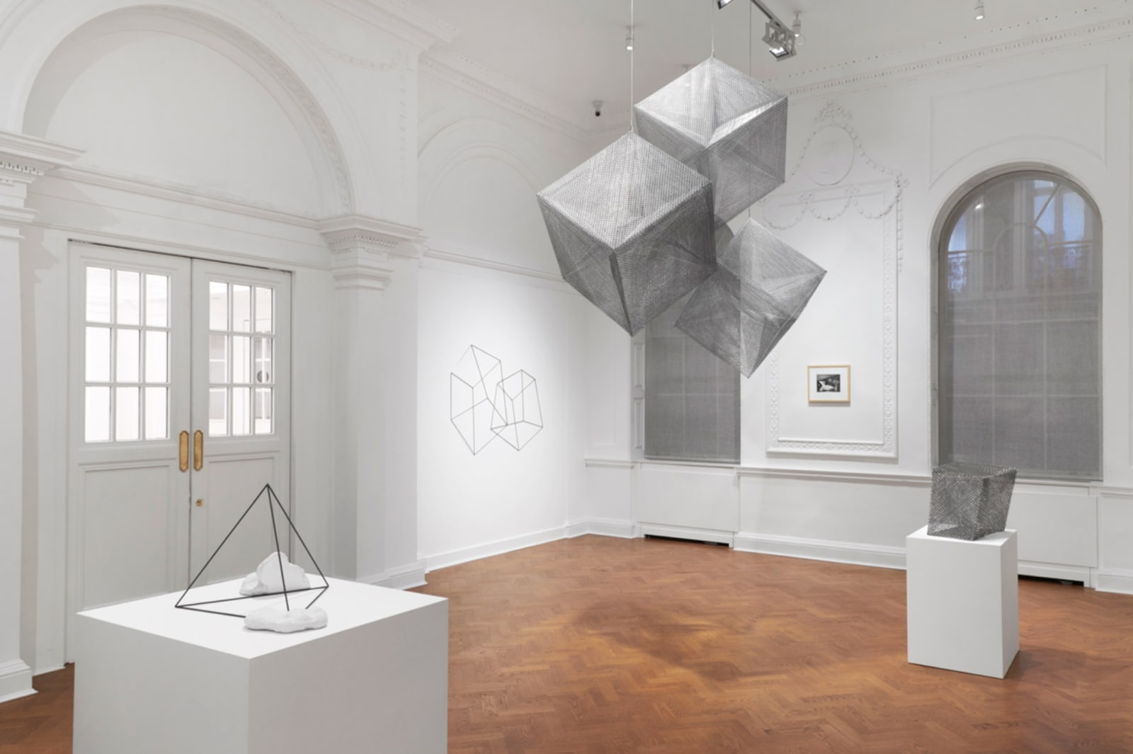 Volume 84, exhibition view at Galerie Thaddaeus Ropac, London, 2019