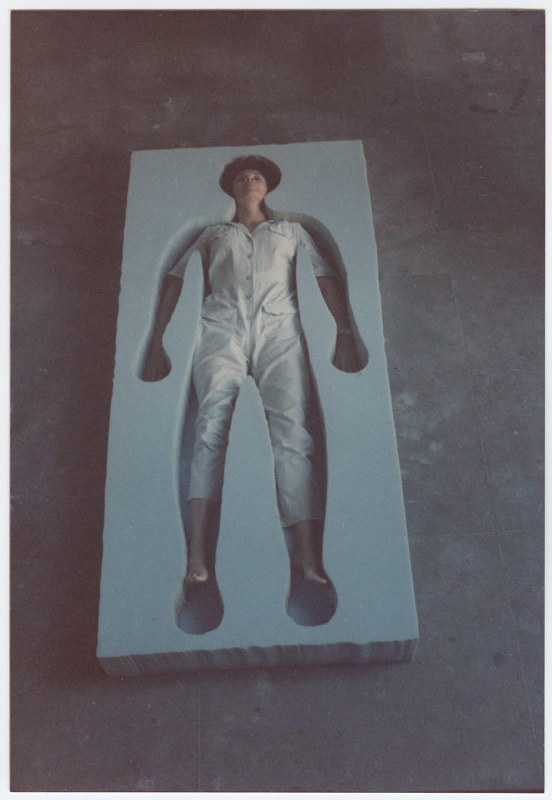 Martha Araújo, Para Um Corpo Nas Suas Impossibilidades, 1987