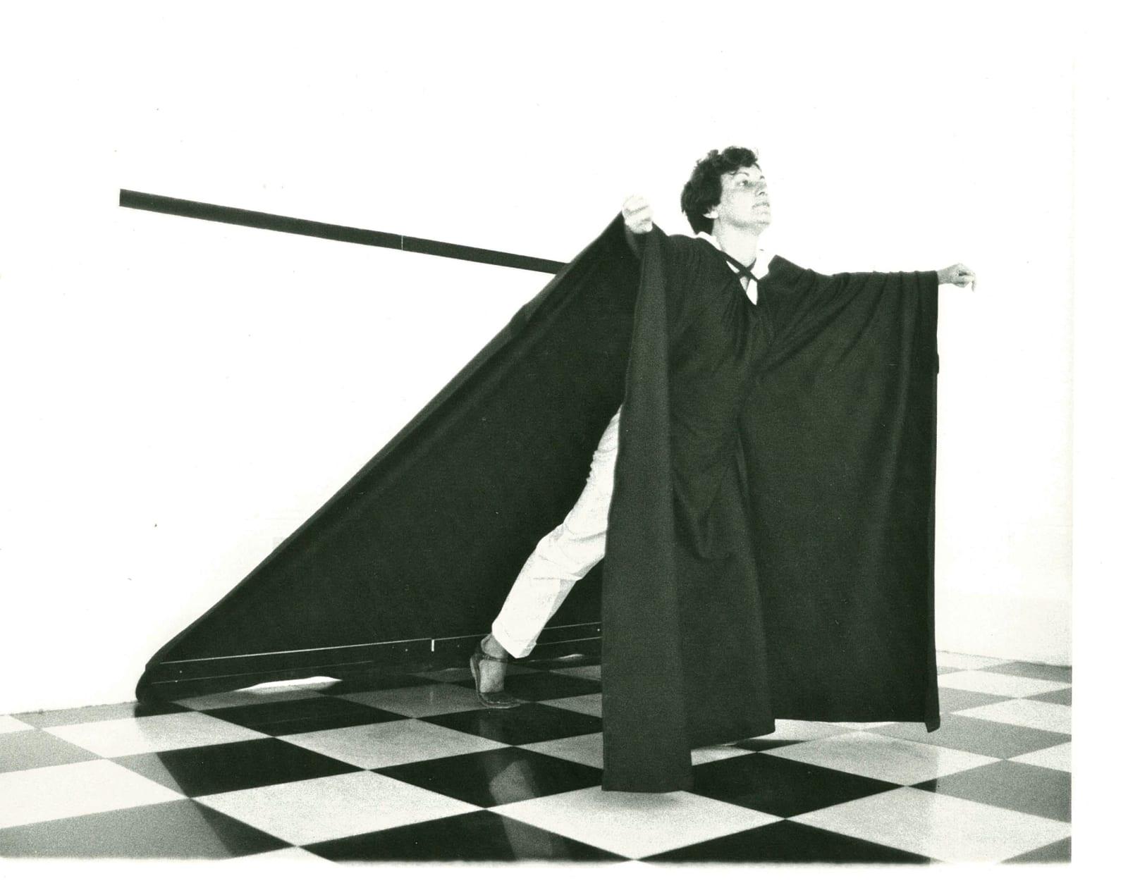 Martha Araújo, Hábito/Habitante, 1985