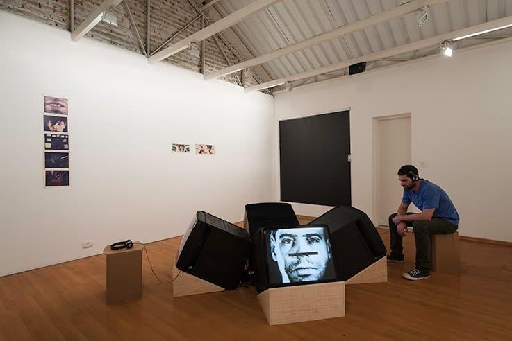 Preludes, exhibition view at Galeria Jaqueline Martins, 2014