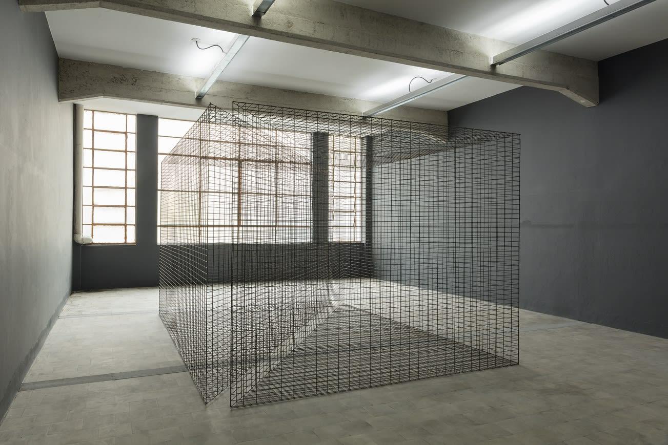 Interregnum, exhibition view at Galeria Jaqueline Martins, 2016