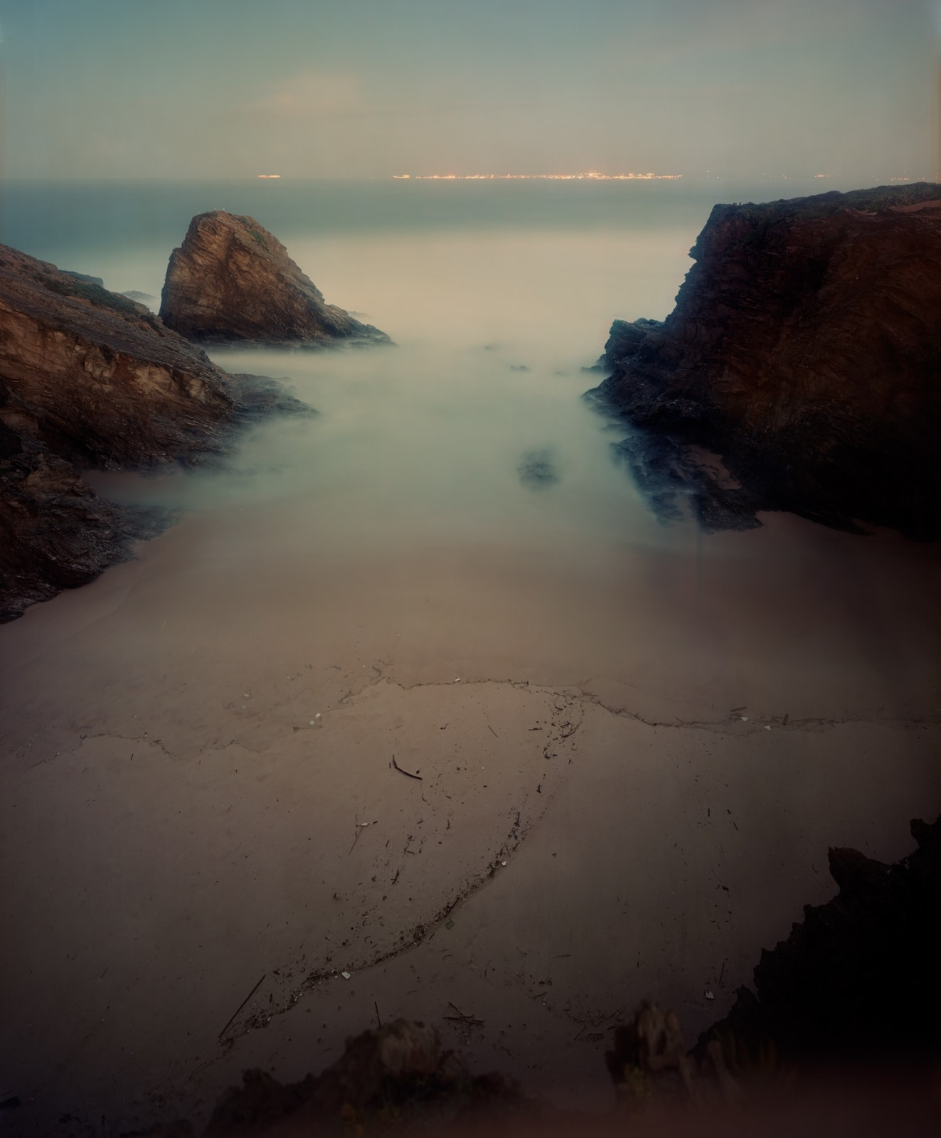 Christian Chaize Praia-Piquinia 26/10/13 5h17 à 7h27 lightning storm