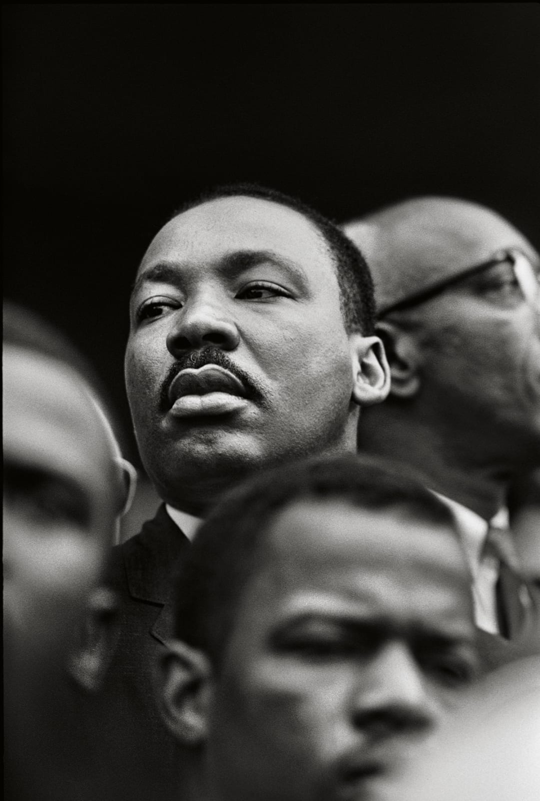 Steve Schapiro Martin Luther King Jr., Selma, 1965