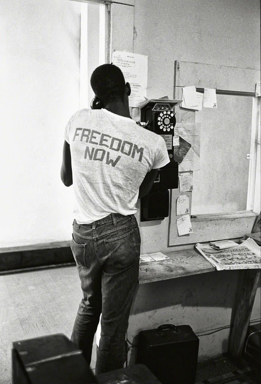 Steve Schapiro Freedom Now, 1964