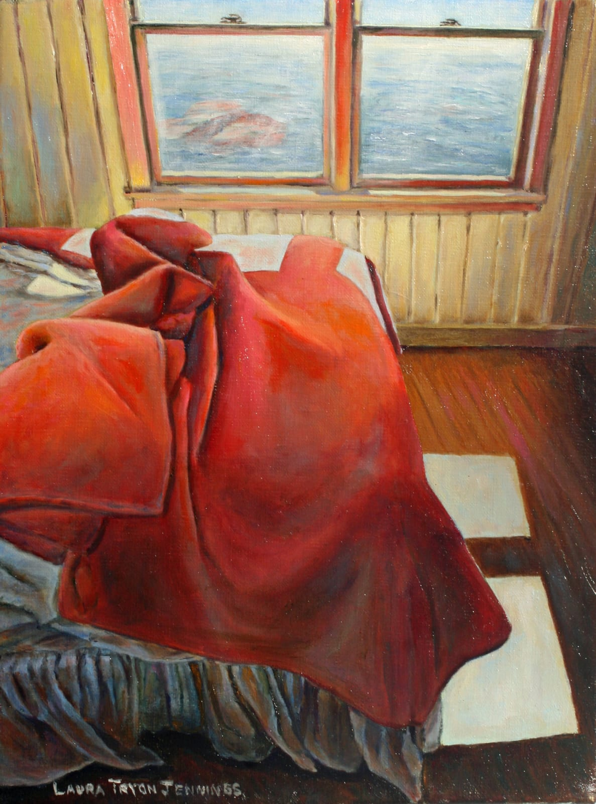 Laura Tyron Jennings: Bedscapes and Beyond