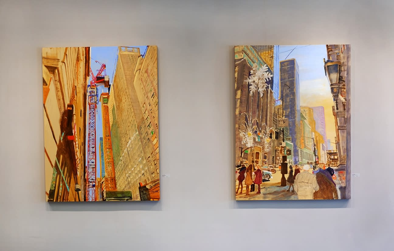 Laura Waller: Bright Lights, Big City