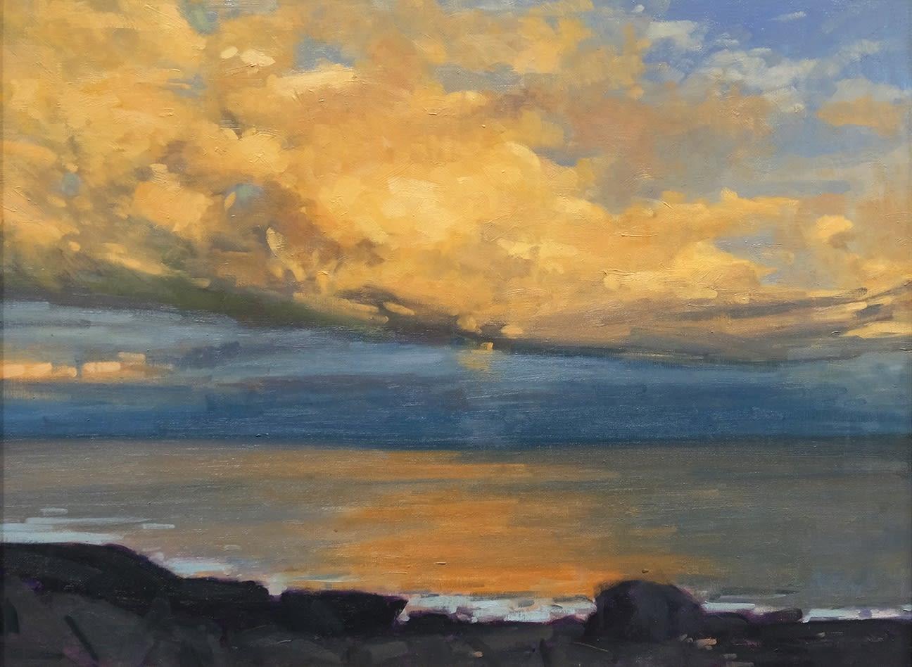 A Celebration of the Art of Monhegan Island, Alison Hill: Untamed Beauty, Richard Keen: Monhegan Abstracted plus a discu