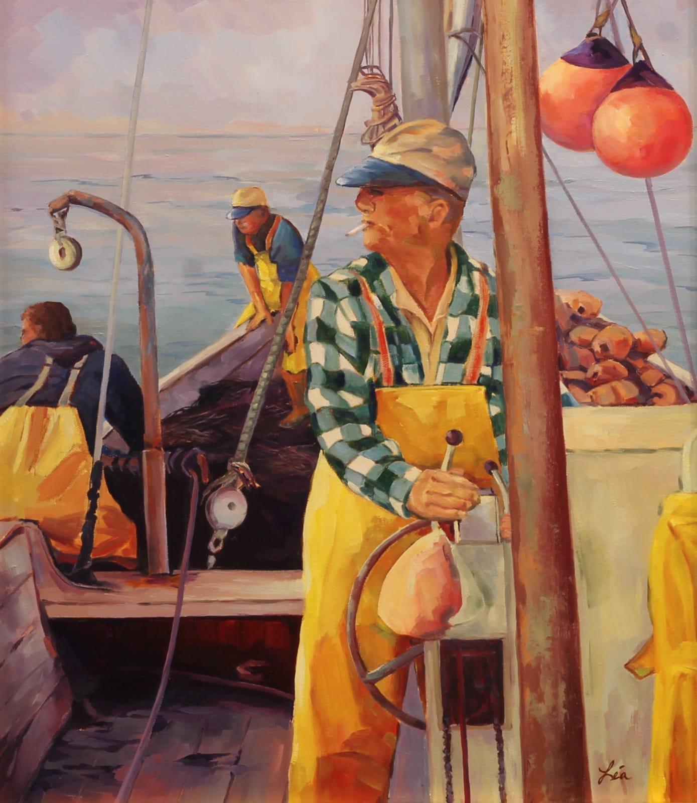 Lea Peterson: Working the Coast