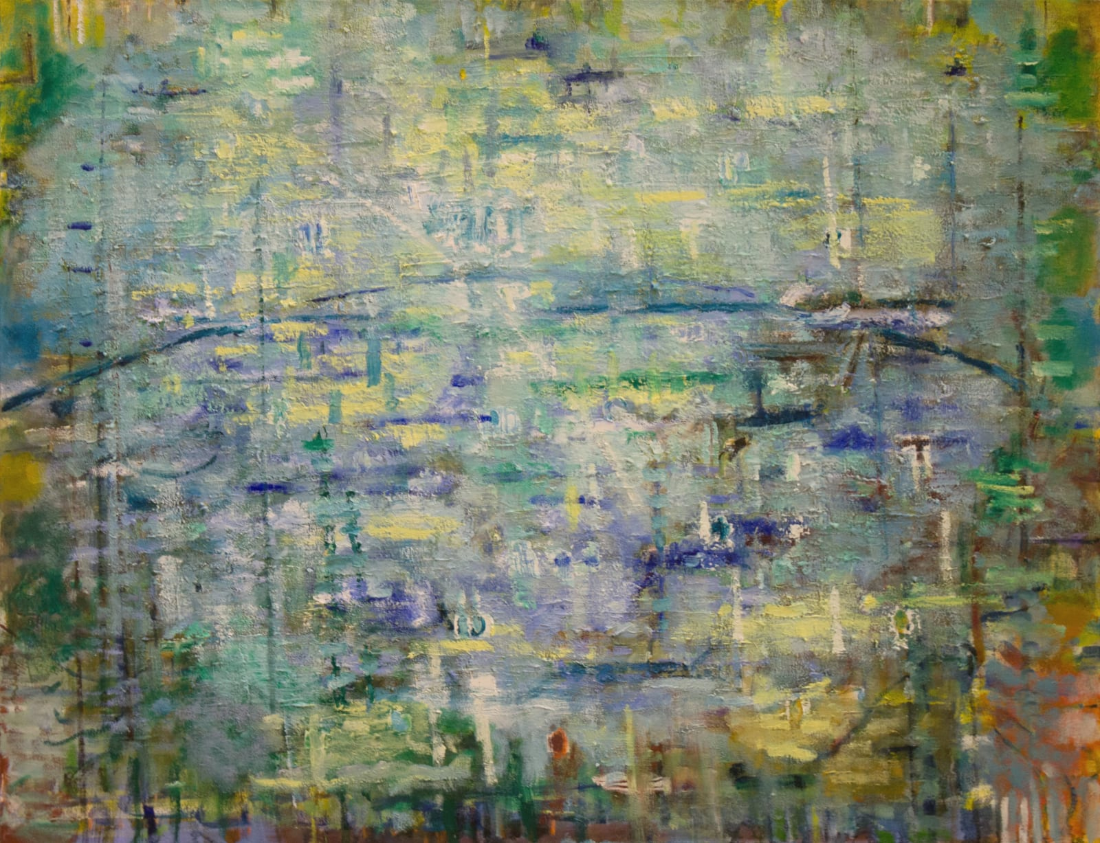 Frances Hynes - Marking Time: Of Land and Sea