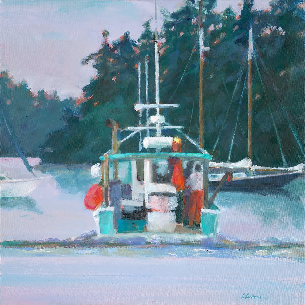 Phoebe Porteous: From the Water's Edge