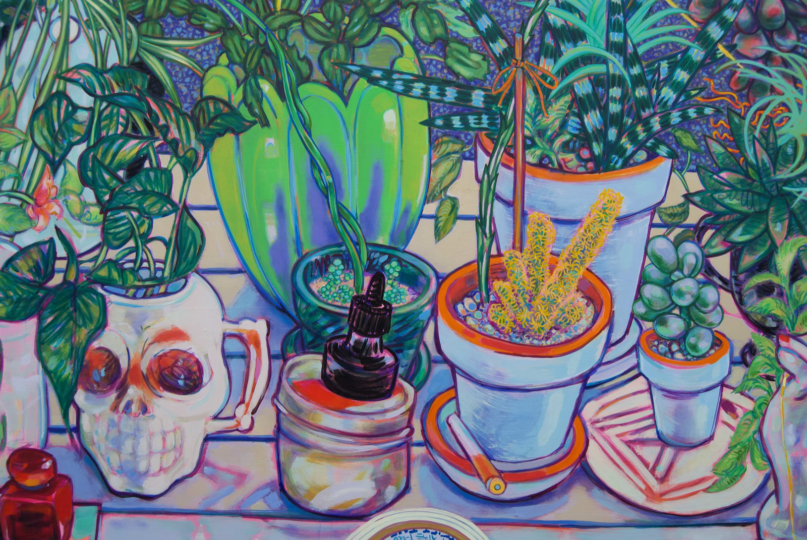 23 September 2021 Hope Gangloff's September Plant Report appears in the latest New York Review of Books Read More