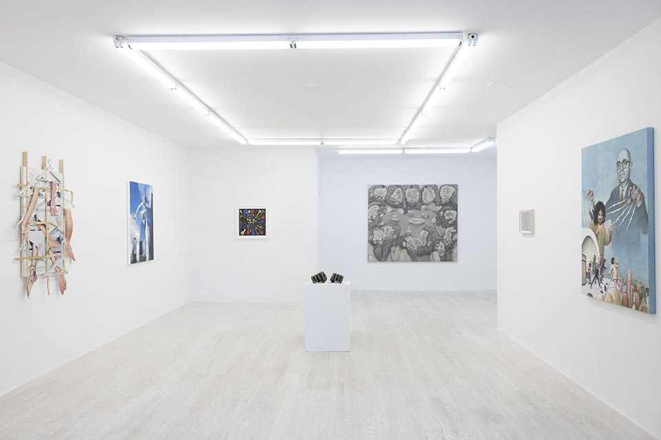 24 September 2021 Robyn O'Neil and William Villalongo are included in a group exhibition at Halsey McKay Gallery,