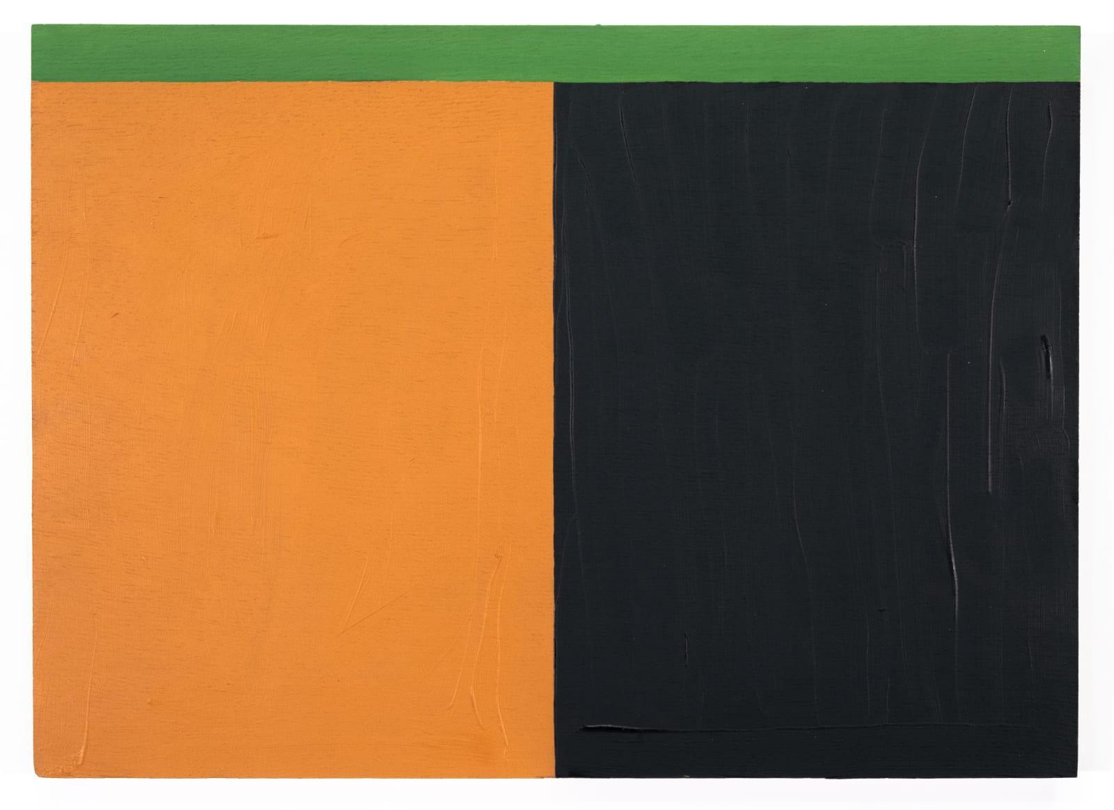 'Farbfeld (Colourfield)'《色場》,1986