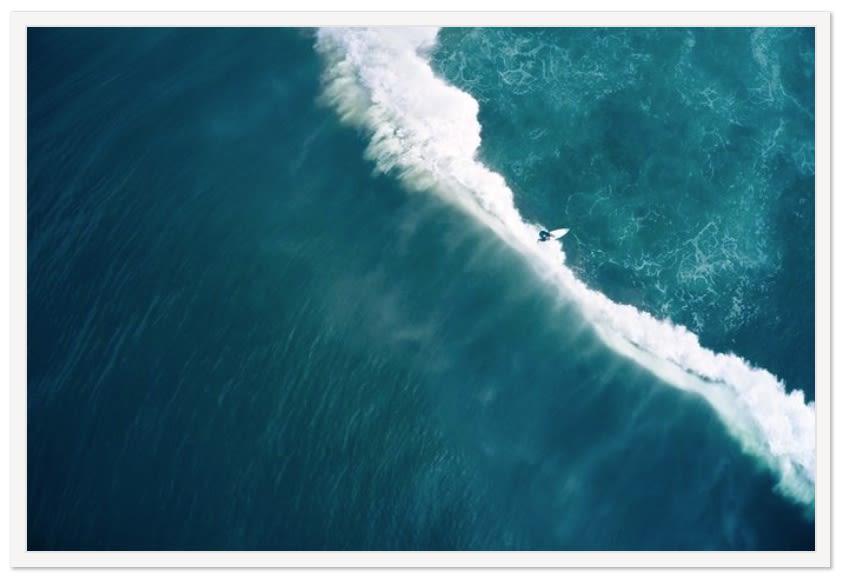 DREW DOGGETT, FLIGHT AT SEA