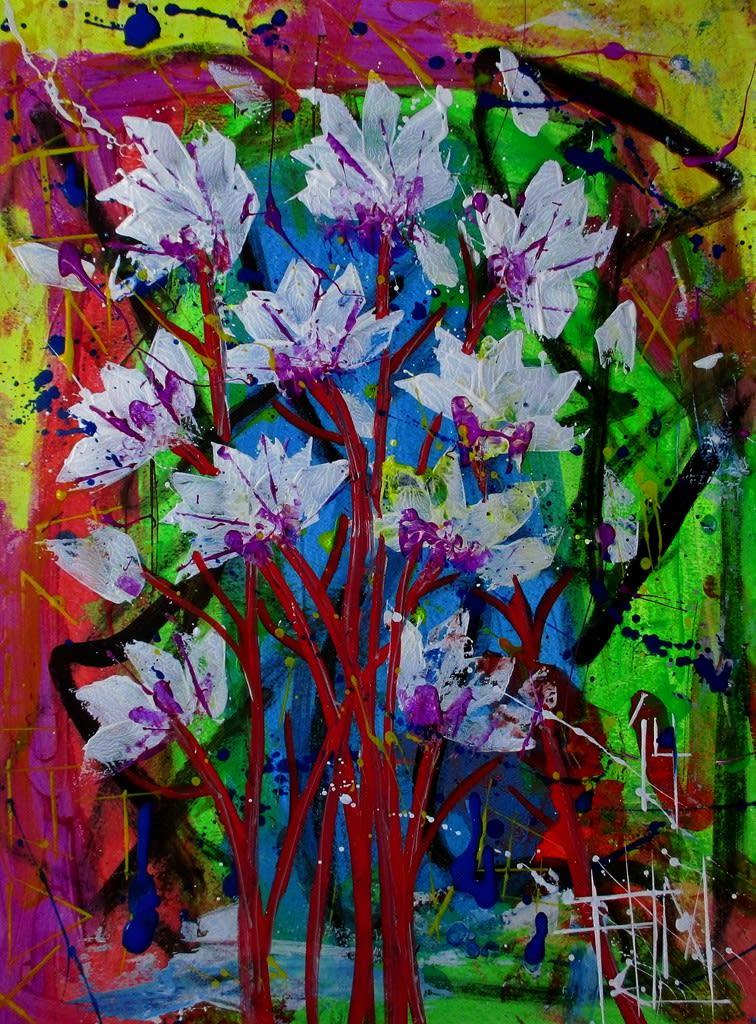 White Flowers - 2014