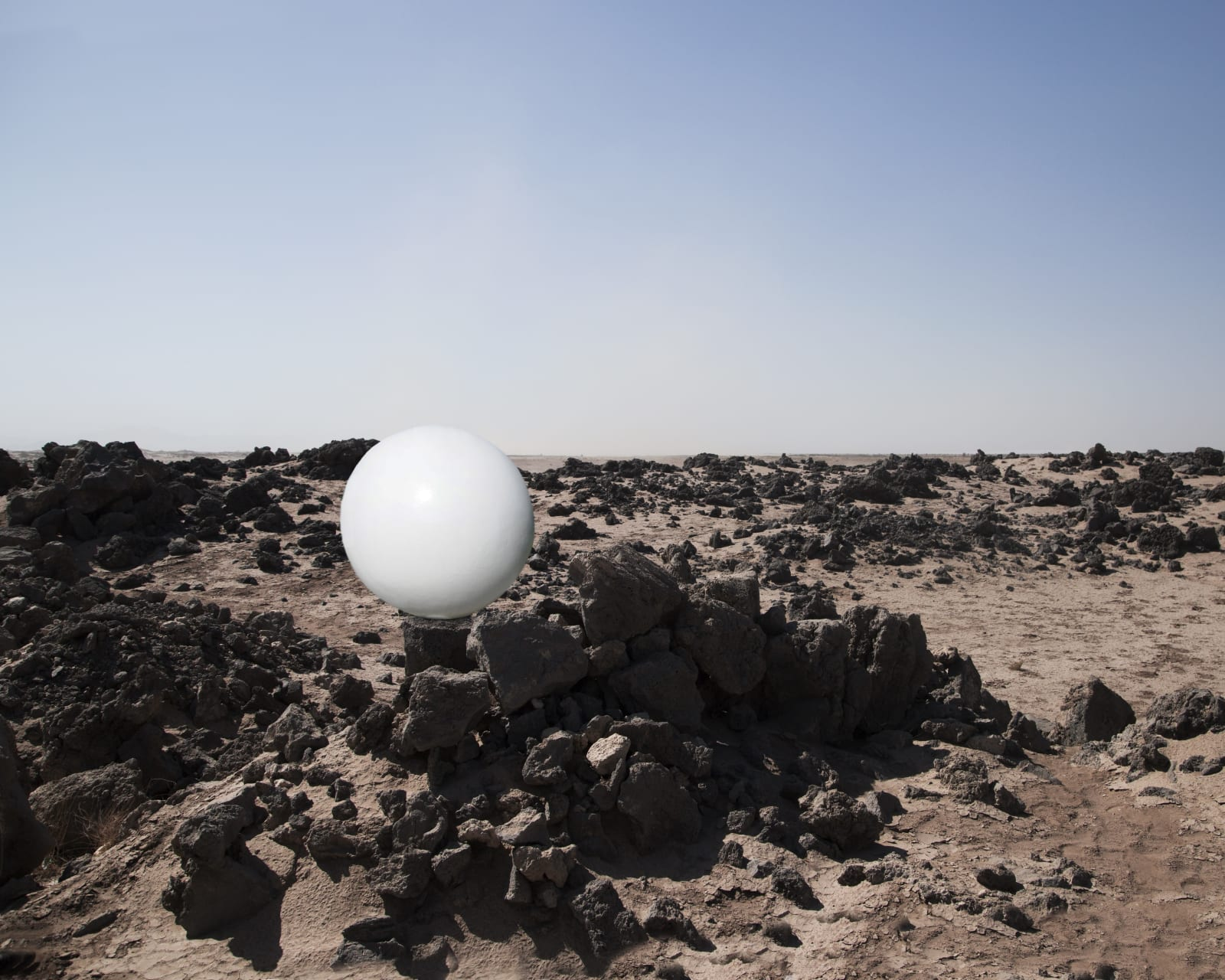 Alice de Kruijs. Planet of the Afar 5, 2017. Fine - Art Huhne Print with Matte Finish (Full Color). Multiple editions.