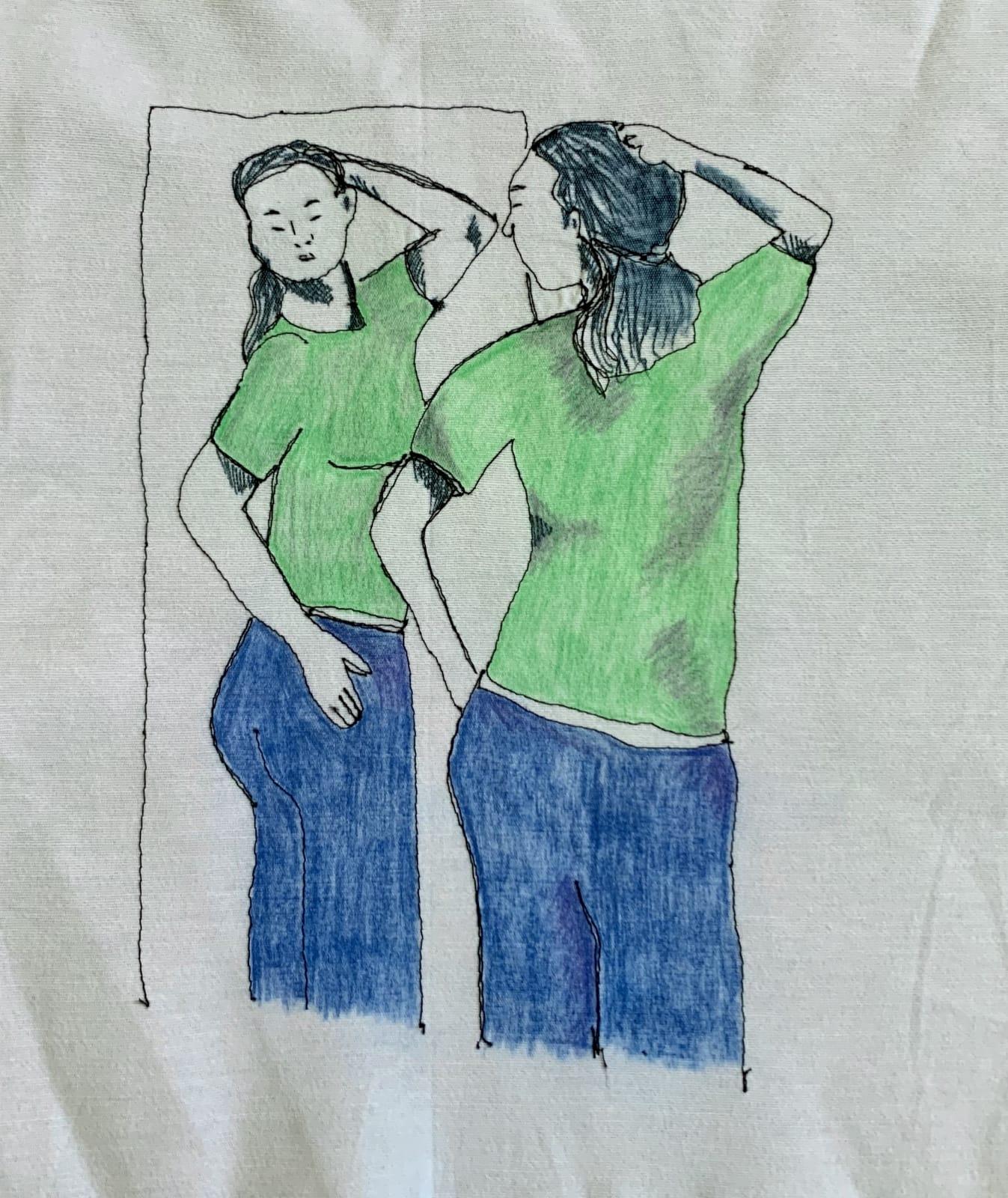 Natalia Schonowski, Mirror, Mirror, 2010