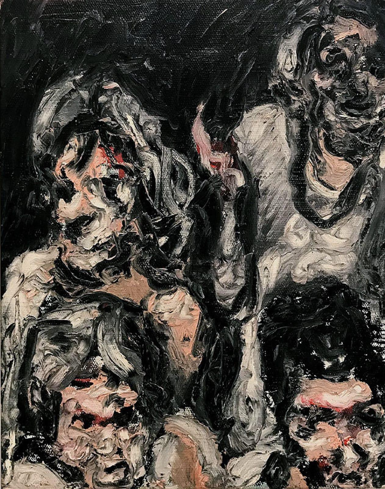 Gustavo Fernandes, Untitled, 2018