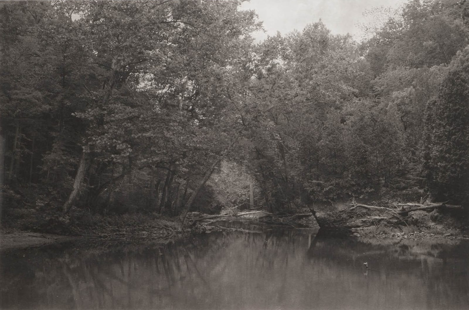 David Hartt The Histories (after Duncanson) 2020 Photogravure from a 18 1/4 x 27 inch plate 22 1/4 x 31 inches Edition of 10 and 1AP