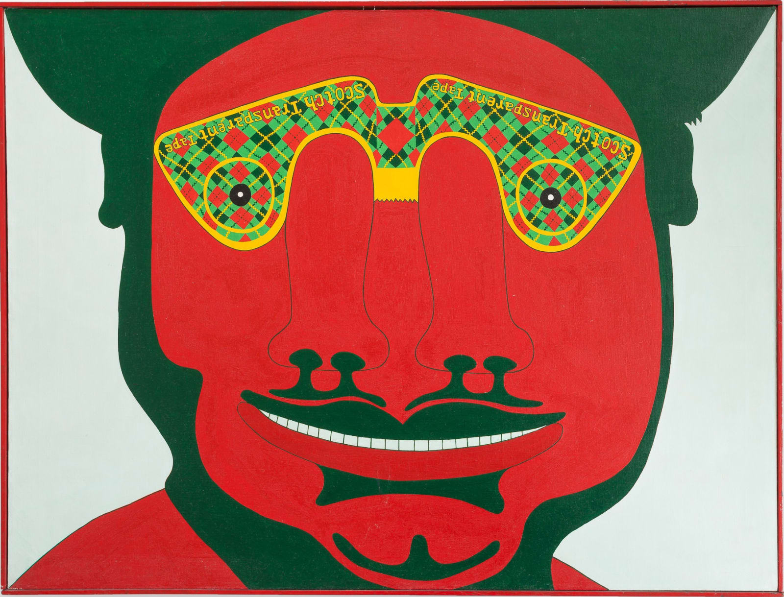 Son of Sol Moscot, 1965, private collection (photo by Robert Chase Heishman)