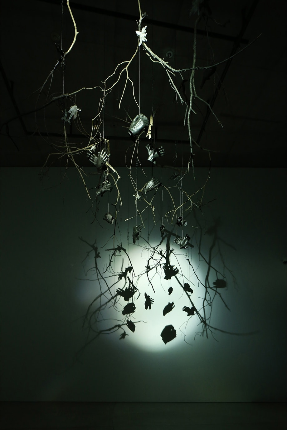 In a State of Suspension, 2017 . Aomori Contemporary Art Center, Aomori, Japan