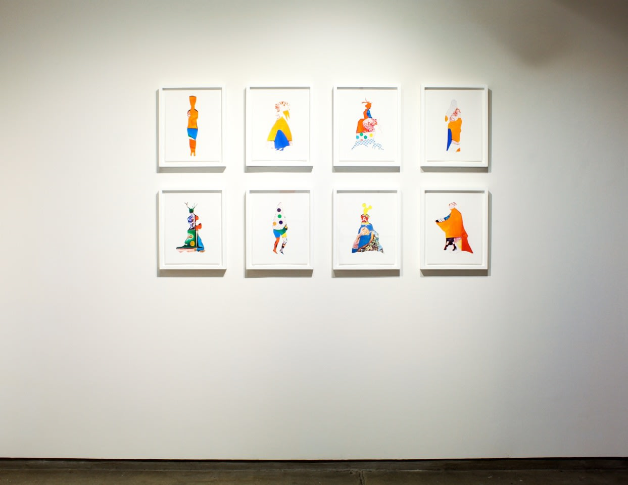 Bastienne Schmidt: Typology of Women