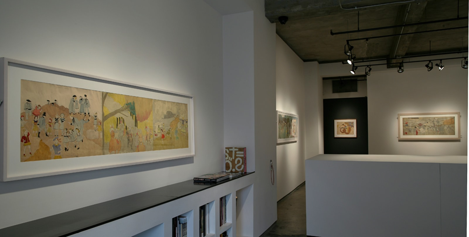 Henry Darger: Landscapes