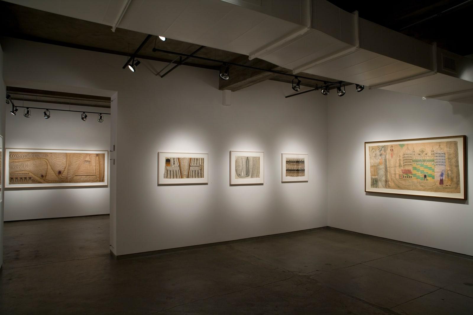 Martin Ramirez: Landscapes