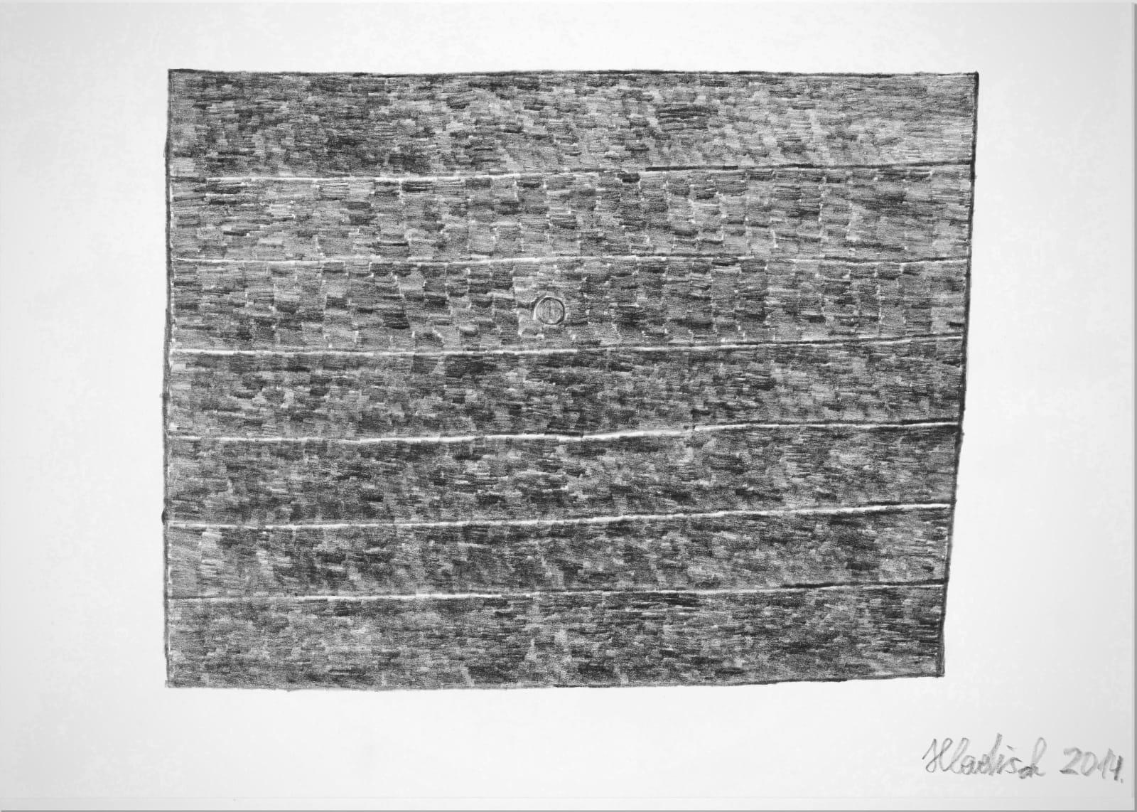 Shoe box, 2014 Graphite on paper 8.3 x 11.7 in. (21 x 29.7 cm.) (HH 10) $3,000