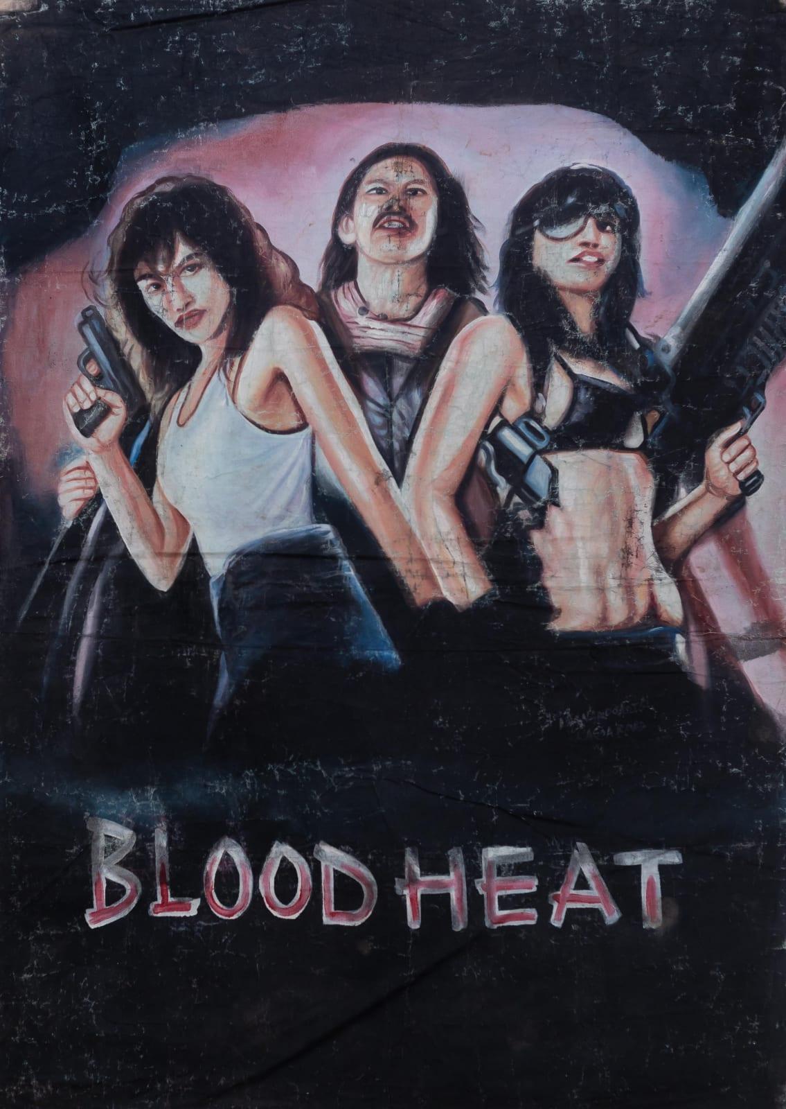 Blood Heat 147 x 104 cm