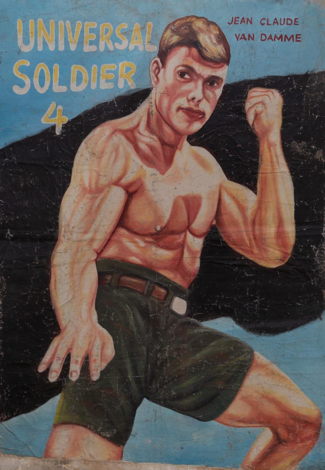 Universal Soldier 4 148 x 106 cm