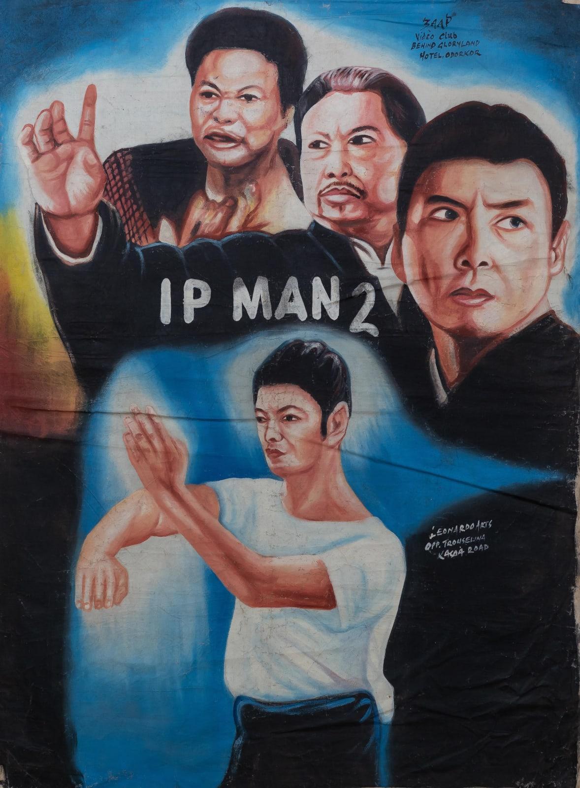 IP Man 2 144 x 106 cm