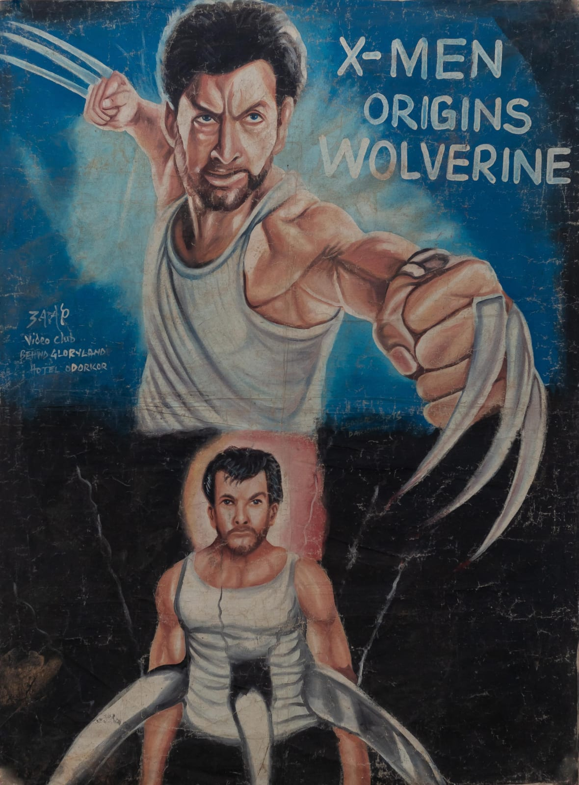 X-Men Original Wolverine 150 x 103 cm